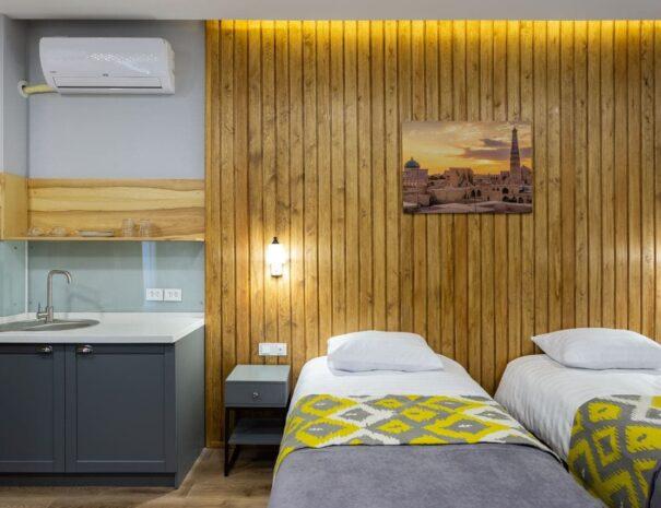 Номер Стандарт отель Igmar Ташкент Узбекистан - 3